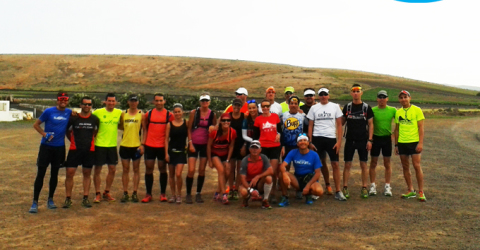 trail running lanzarote