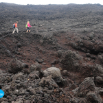 walking trekking hiking Timanfaya Lanzarote