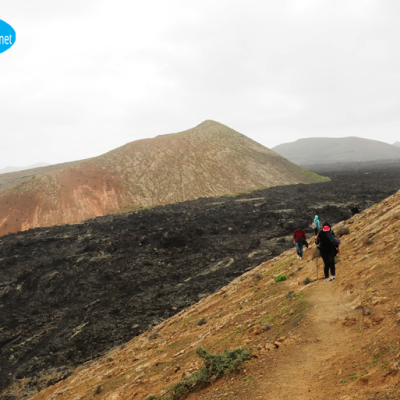 wolking trekking hiking lanzarote