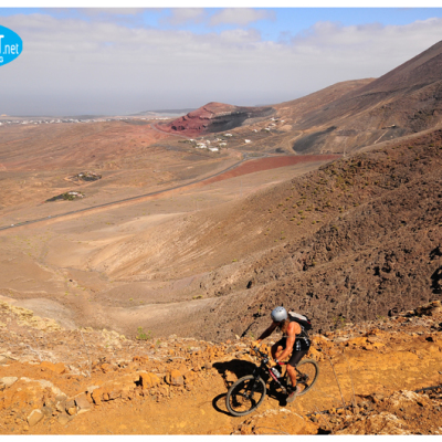 bike rental and mountain bike tours lanzarote