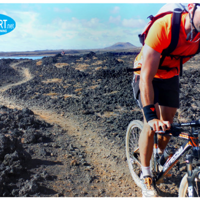 rent a bike costa teguise lanzarote and mountain bike excursions