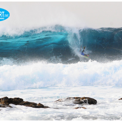 surf El Quemao La Santa Lanzarote extreme conditions, actives holidays and sport