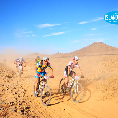 mountain bike race Lanzarote Ultrabike Club Santa Rosa