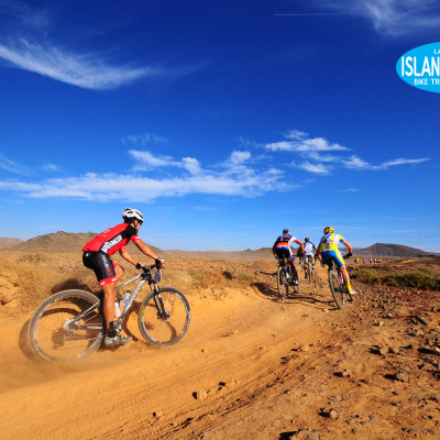 Gara in mountain bike a Lanzarote: Ultrabike Club Santa Rosa