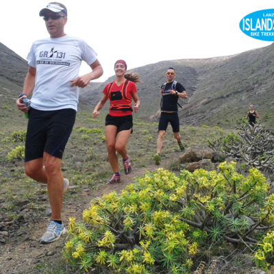 trail running correr a lanzarote
